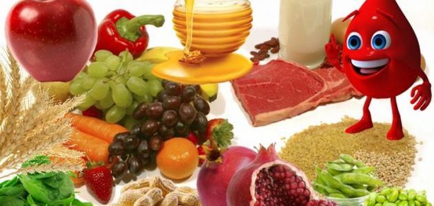 أطعمة تزيد قوة الدم راديو المهدية 1
